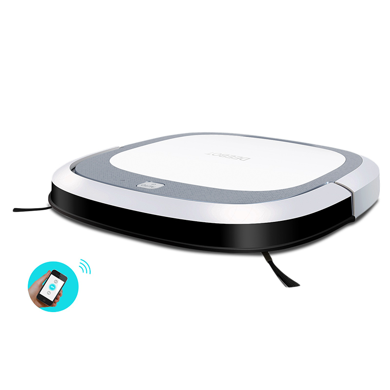 intelligent Sweeping robot Fully automatic vacuum cleaner Automatic charging Mopping machine Ultra Fine Air Filter dust cleaner|Vacuum Cleaners| |  - title=