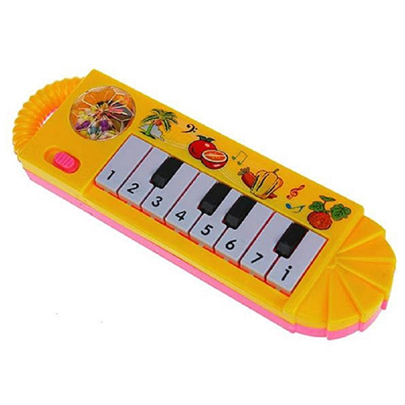 1 Pcs Baby Kids Piano Early Educational Toy Infant Toddler Musical Enlightenment Toy Children Good Gift Free Shipping J75