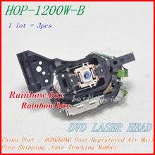 3pcs/lot CAR DL 30 DVD Optical head   HOP 1200W B / 1200W B for DVD laser lens ( 1200W / HOP 1200WB / 1200WB )
