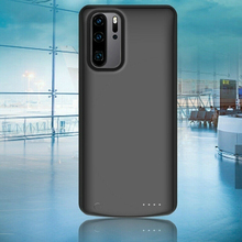 External Portable Extend Power Bank Battery Charger Case For Huawei P30 / P30 Pro
