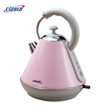 cidylo 220V Electric kettle 1.8L Wired Handheld kitchen kettle Stainless Steel automatic Power-off Protection Electric Kettle цена и фото