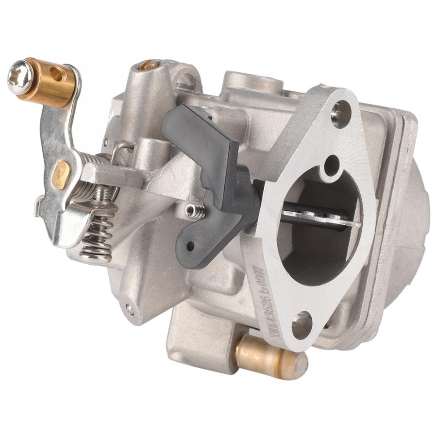 carburador de moto Car Accessories Replacement Carburetor Carb Fit for Yamaha 4 stroke F6 Outboard motocicleta boat parts-in Boat Engine from Automobiles & Motorcycles    1