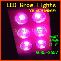 Factory Direct Sale The New 450w Cob Led Grow Lights China Full Spectrum Led Grow Lights