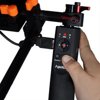 Aputure VG 1 USB Focus Handle Follow Focus Controller for Canon EOS 1D Mark IV 5D Mark II III 7D 60D 600D 550D 500D 1100D DSLR