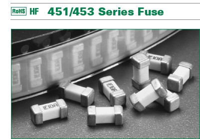 0451.007  US 1808 LF7A Imported Original SMD Fuse Fast Break