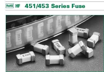 0451.007  US 1808 LF7A Imported Original SMD Fuse Fast Break