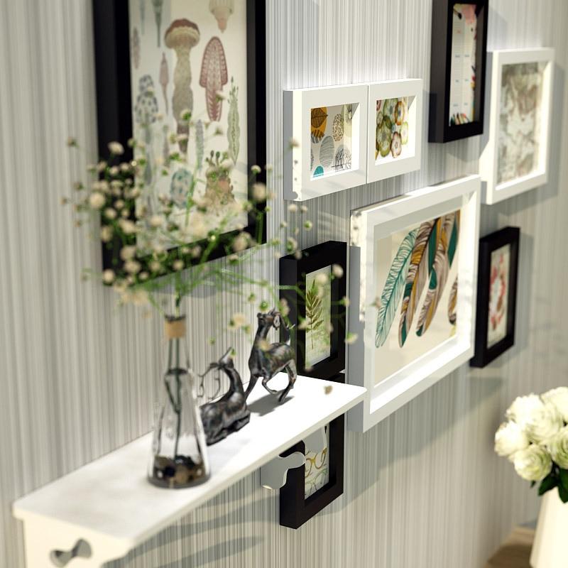 Lanskaya Nowitzki Cooper Moderne Foto Rahmen Für Bild Box wand 3d ...