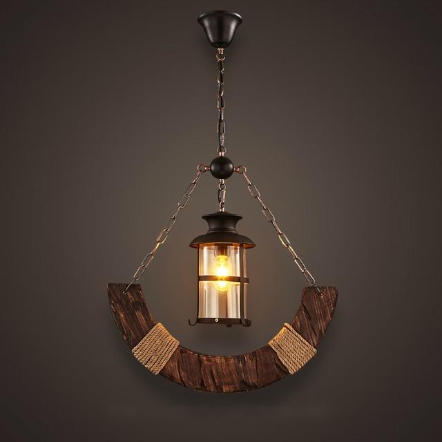 new original design retro industrial pendant lamp lampe. Black Bedroom Furniture Sets. Home Design Ideas