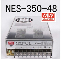 Mean Well Switching Power Supply 350W 48V 7.3A NES 350 48 Nema 23 Stepper Motor Switch Power Supply