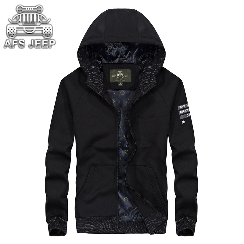 Autumn and Winter Men Hoodies New 2017 Casual Sweatshirts Brand AFS JEEP vetements hoodie oversized kanye