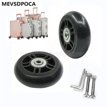 MEVSDPOCA 2 шт. 70*22 мм Багаж Чемодан Замена Колес, Осей, Ремонт Ключ