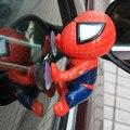 Человек-паук Детей Игрушки Восхождение Паук Окно Sucker для Человек-Паук Кукла Автомобилей Украшения Интерьера Дома Фигурку