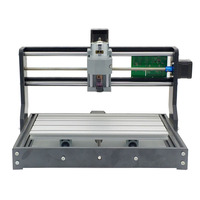 Hot Sell CNC 3018PRO Laser Router Machine With ER11 Collet 500MW/2500MW/5500MW/7W/10W Optional lasers GRBL Control