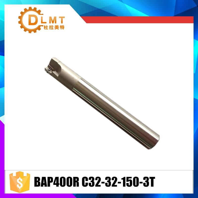 BAP400R C32-32-150-3T Discount Face Mill Shoulder Cutter For Milling Machine Boring Bar machine bap300r c25 25 150 3t discount face mill shoulder cutter for milling machine boring bar machine factory outlet