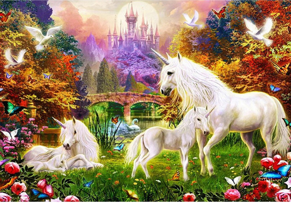 online buy wholesale beautiful unicorn pictures from china