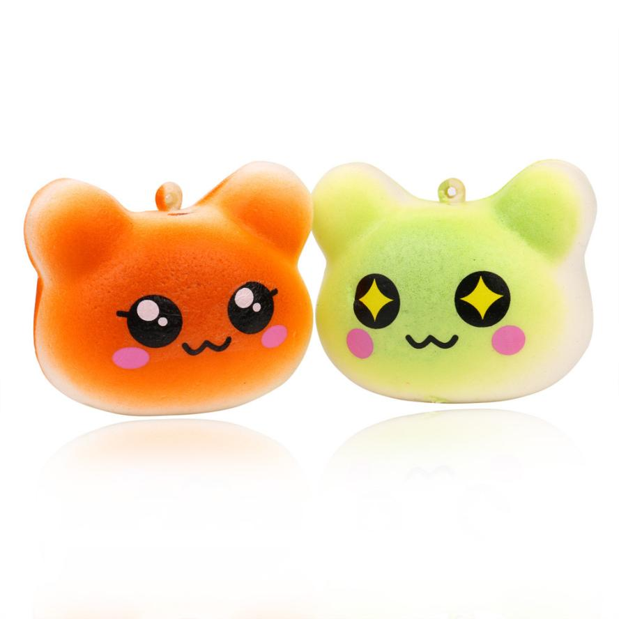 Cute Squishy Slow Rising Cream Scented Decompression Toys Child Gift Z811