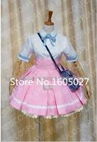Cardcaptor Sakura Sakura Lolita Movie Daily Uniform Action Figure Dress Cosplay Cardcaptor Sakura Sakura Hallowmas Party Costume