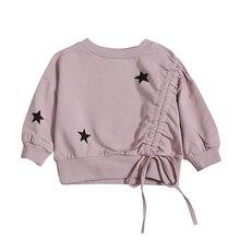 Одежда для малышей; топ для девочек; свитер с длинными рукавами; футболка для маленьких девочек; Топ принцессы; детская одежда; Одежда для девочек; модная блузка; футболки