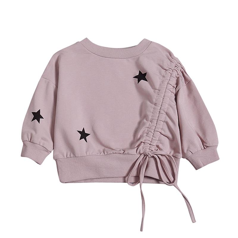 Baby Clothes Top Girl Long Sleeve Sweatshirt T-Shirt Princess Kids Clothing Fashion Blouse T-Shirts
