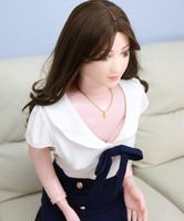 real doll love silicone sex dolls realistic sex dolls silicone doll for men with hair Height160CM Bust 80CM waist 58CM hip 85CM