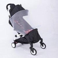 ROMIRUS 2ND Generation Mosquito Net Insect Netting For Babyzen YOYO YOYO Stroller 6M