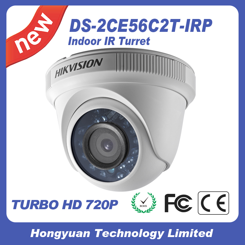 Dome Camera DS-2CE56C2T-IRP night camera Hikvision cctv camera IP66 720P HD irit irp 01 мини