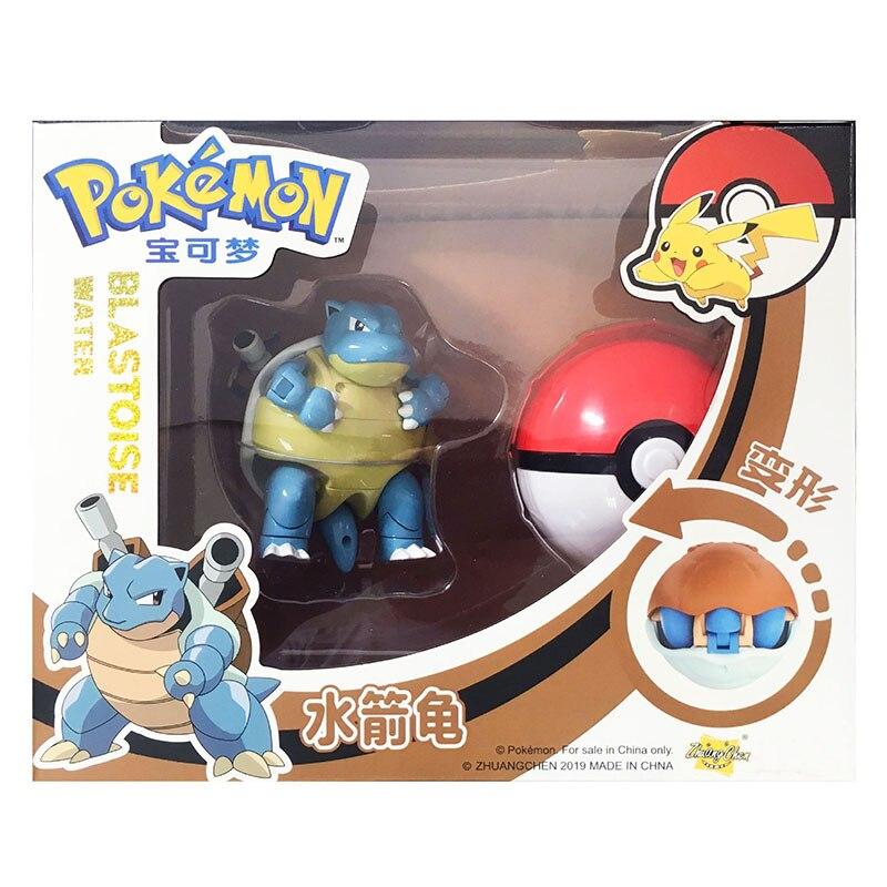 Pokemon In Pokeball Capsule Toys 6