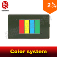 Reality Room Escape Prop Color Apps Adjust Color Pad To Right Color Puzzle To Unlock And