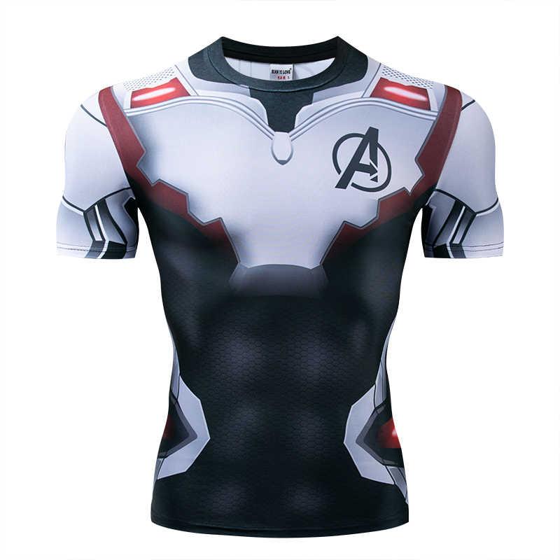 Мстители 4 Endgame Quantum War 3D печатных футболки для женщин обтягивающая мужская кофта Утюг мужской костюм для косплея топы с длинными рукавами мужчин 2019