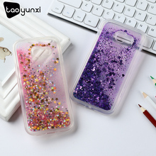 TAOYUNXI Soft Case For Samsung A5 2017 Case Anti-knock A520 A520F Liquid Quicksand For Samsung Galaxy A5 2017 Cases Glitter
