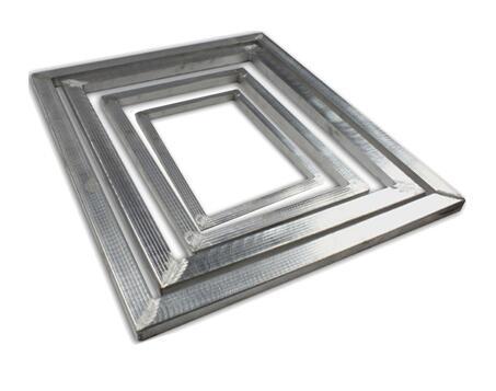 1pc 10.6x15.4 (27x39cm) Aluminum Frame Aluminum Alloy Screen Frame for screen printing 1pc alloy