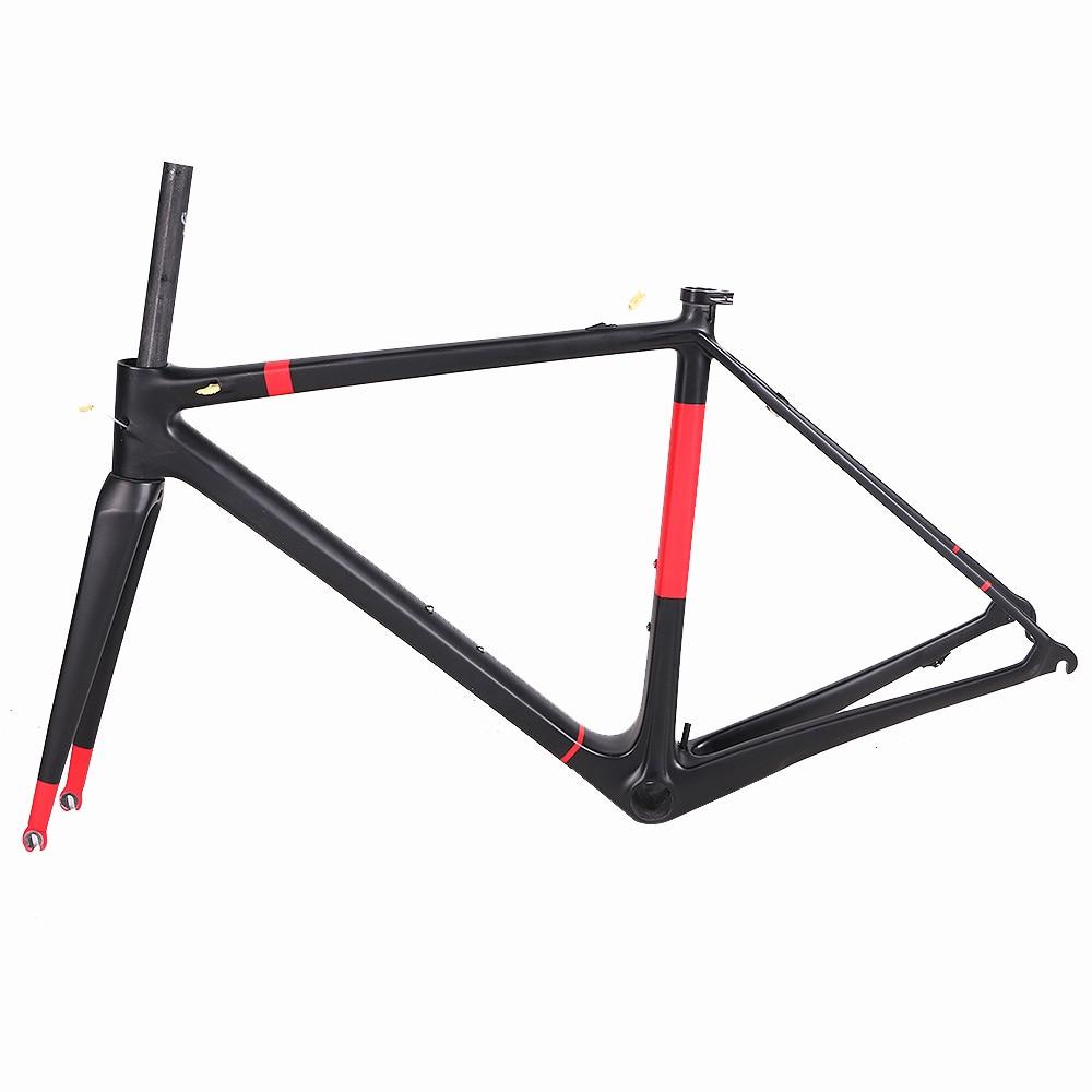 Boraman использовать команды фреймов галлия Pro Тур де Франс Тайвань сделал дороги углерода велосипеда + подседельный штырь + вилка + гарнитура +