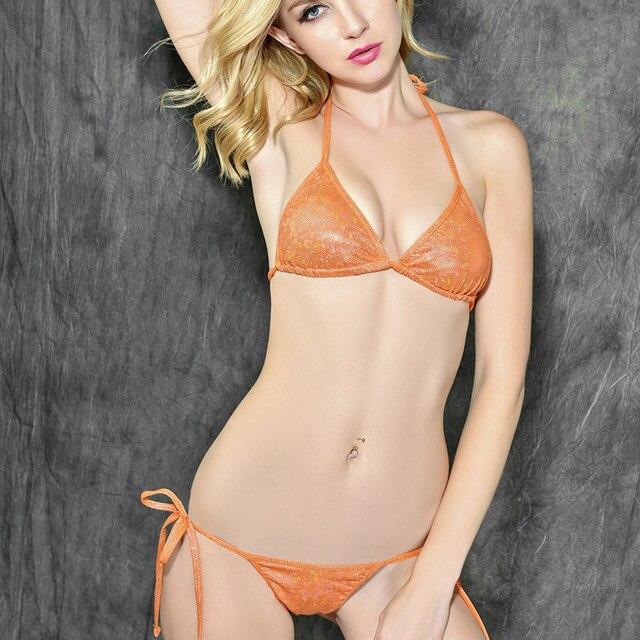 Hot women in small bikinis