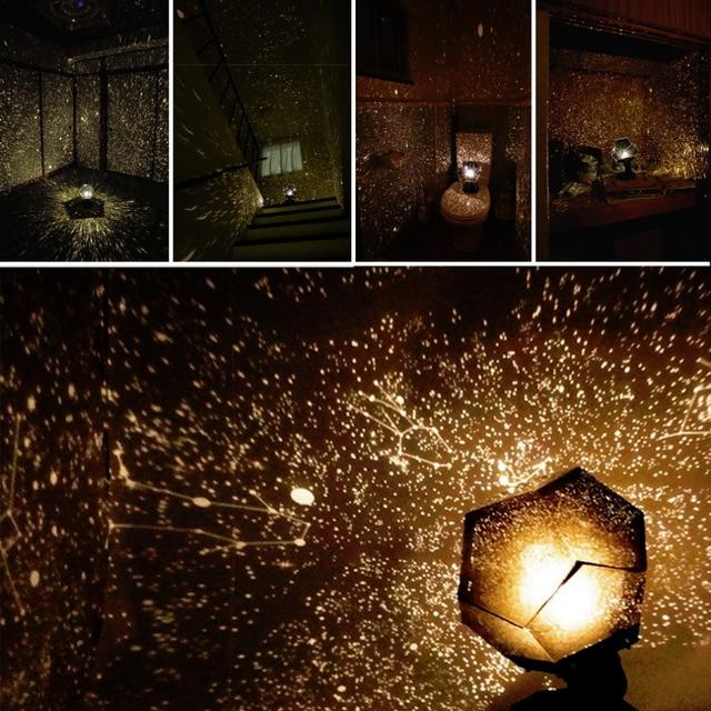Diy Sternenhimmel astro laser projektor cosmos licht le diy sternenhimmel