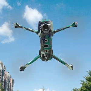 Image 5 - Renkli su geçirmez PVC çıkartmalar çıkartma kaplama yüzey koruma DJI MAVIC 2 Pro ZOOM Drone vücut/kol ve uzaktan kumanda aksesuarı