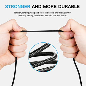 Image 3 - Suntaiho 2.4A USB kablosu iPhone X için şarj aleti kablosu iPhone XR MAX XS 8 7 6 artı 5 s USB Veri kablolu telefon Hızlı şarj kablosu
