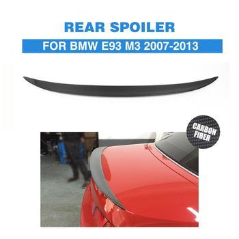Carbon Fiber/FRP Unpainted Achterspoiler Kofferruimte Wing Lip Voor BMW 3 Serie E93 325i M3 2- deur Convertible M3 2007-2013