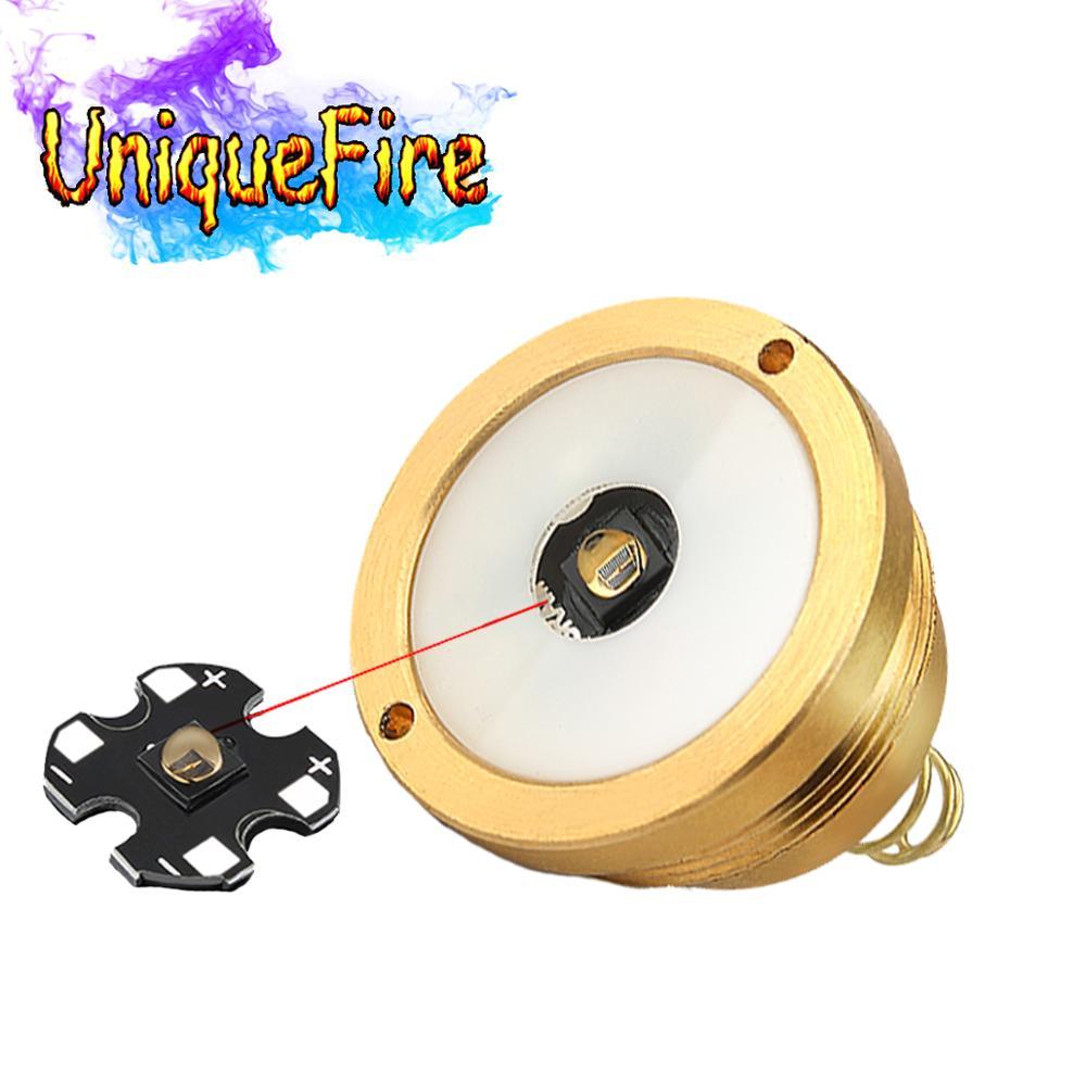 UniqueFire UF-T20 4715S IR 850nm Led Bombilla de luz infrarroja portalámparas Led 3 modos de funcionamiento Driver en píldora Sofirn nuevo SD05 Buceo linterna LED LUZ DE BUCEO Cree xhp50,2 lámpara Super brillante 2550lm 21700 con interruptor magnético 3 modos