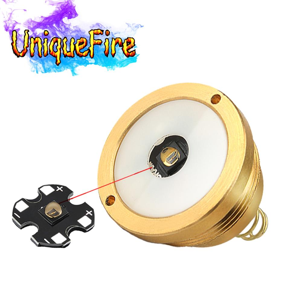 UniqueFire UF-T20 4715S IR 850nm Led Bulb Infrared Light LED Lamp Holder 3 Modes Operating Driver Drip In Pill