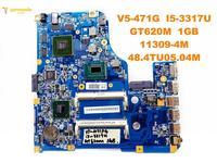 Оригинальная материнская плата для ноутбука ACER V5-471G V5-471G GT620M 1 ГБ 11309-4 м 48.4tu5.04m протестирована  бесплатная доставка