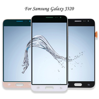 For Samsung Galaxy J3 2016 J320 J320F J320M J320FN LCD Display Touch Screen Mobile Phone Digitizer