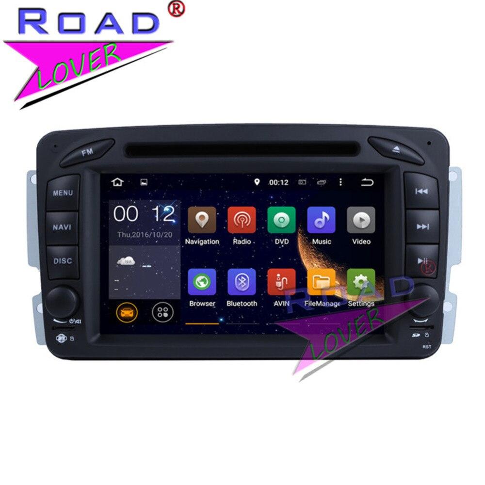 TOPNAVI Новый 4 г + 32 ГБ Android 8,0 Octa Core dvd-плеер автомобиля видео для Mercedes-Benz CLK W209 g-Class W463 стерео gps навигации 3g
