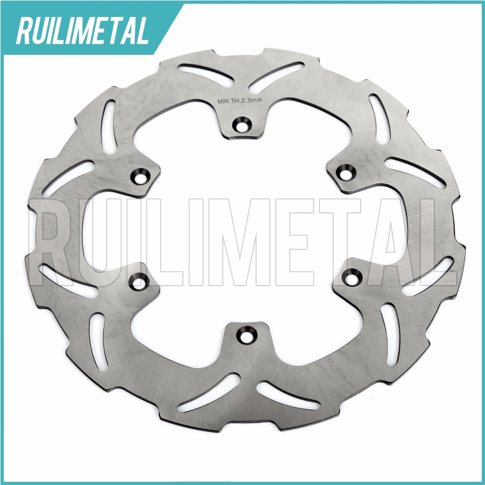 Front Brake Disc Rotor for YAMAHA XTZ SUPER TENERE 750 89 90 91 92 93 94 95 96 97 98 99 00 TZR 50 R WR YZ YZ- WR 125 426 F  new front rear brake discs disks rotors fit for yamaha dt r 125 dt125r dt 125 r 88 89 90 91 92 93 94 95 96 97 98 99 00 01 02 03