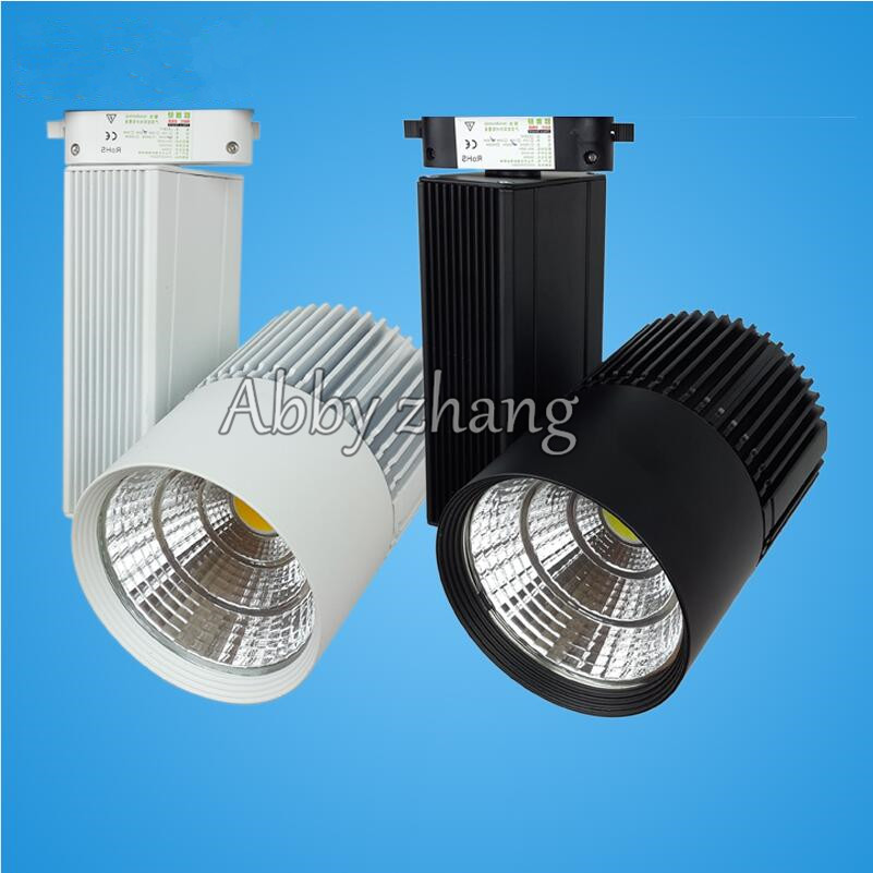 LED Track Light 35W COB Ceiling Rail Lights For Pendant