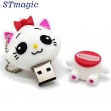 Cat usb 4GB 8GB 16GB 32GB 64GB pendrive Flash Drive