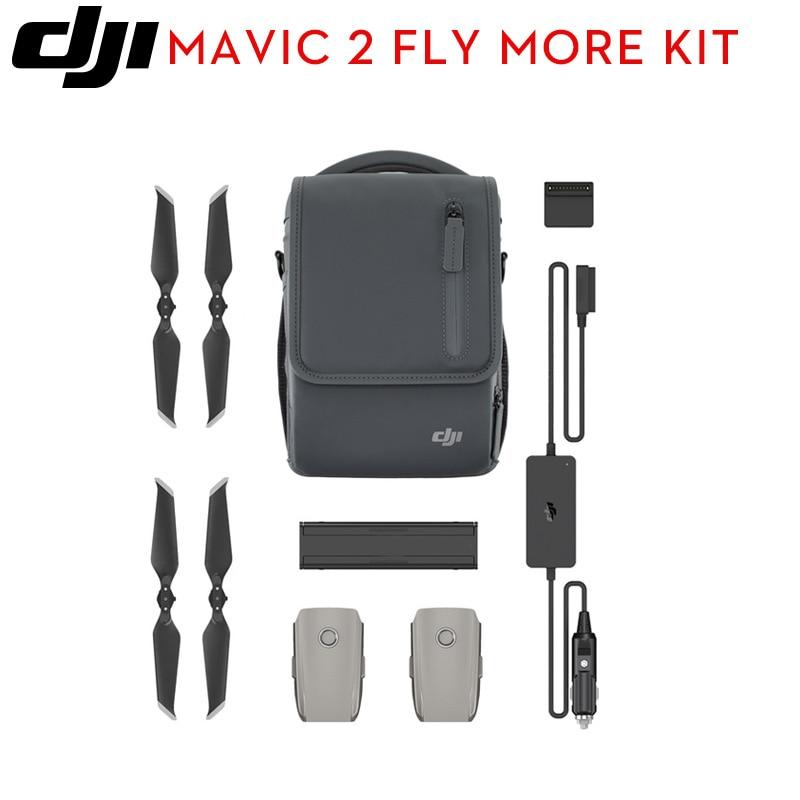 Dji Mavic 2 Professional Fly Extra Equipment For Dji Mavic 2 Professional / Zoom 4K Hd Digital camera Folding Fpv Mini Drone Unique Dji Equipment In Inventory