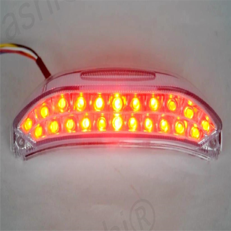 Motorcycle Rear Tail Light FOR HONDA CBR600RR CBR 600RR CBR 600 RR 2013 2014 2015 Brake Signals LED Integrated Lamp цена