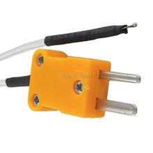 TP01 Tipo K Sonda Termopar De Medición de Temperatura de Aire de 1 M