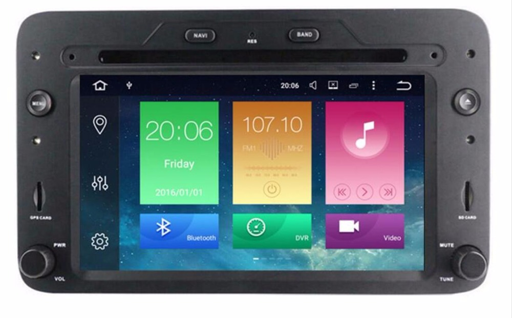 IPS Android 8.0 7.1 RAM 4g Octa 8 core lecteur dvd de voiture Pour Alfa Romeo 159 Brera 159 Sport wagon GPS auto Radio stéréo Bluetooth
