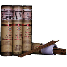 Tibet Temple Incense Sticks Relieves Anxiety Famous Blessings Good Smell Dispel Negative Energy F